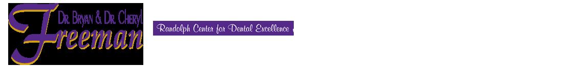 Randolph Center for Dental Excellence logo